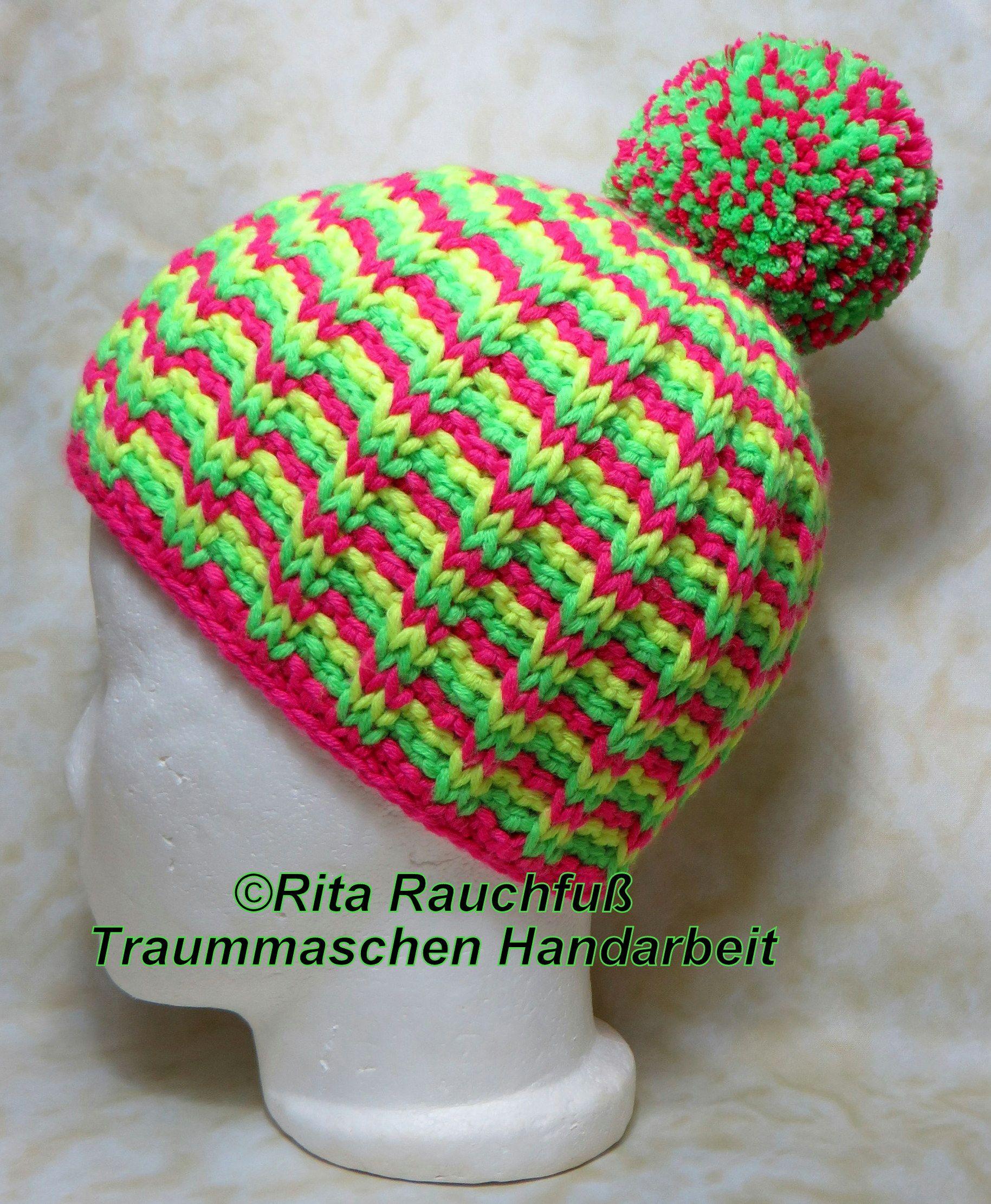 Pin Von Traummaschen Handarbeit Auf Tığ Tunus Crochet Tunisian