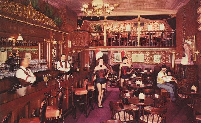 Diamond Belle Saloon Set Of Stratler Hotel Durango Colorado Vintage Postcards Unused