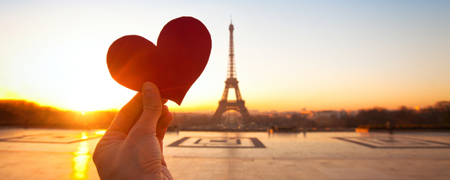 Valentine's Day in Paris! Non-stop United flights from New York or ...