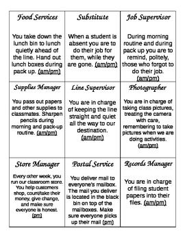 Classroom Jobs Descriptions And Applications  Classroom Jobs