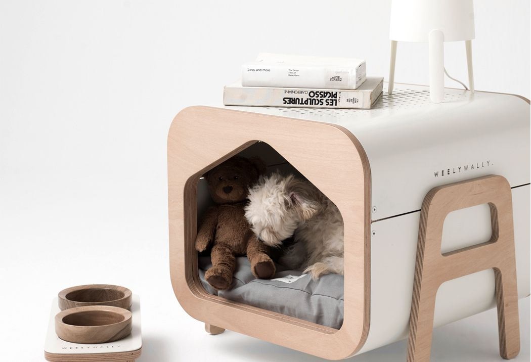Minimalistic Style Meets Comfort In These Pet Friendly Furniture