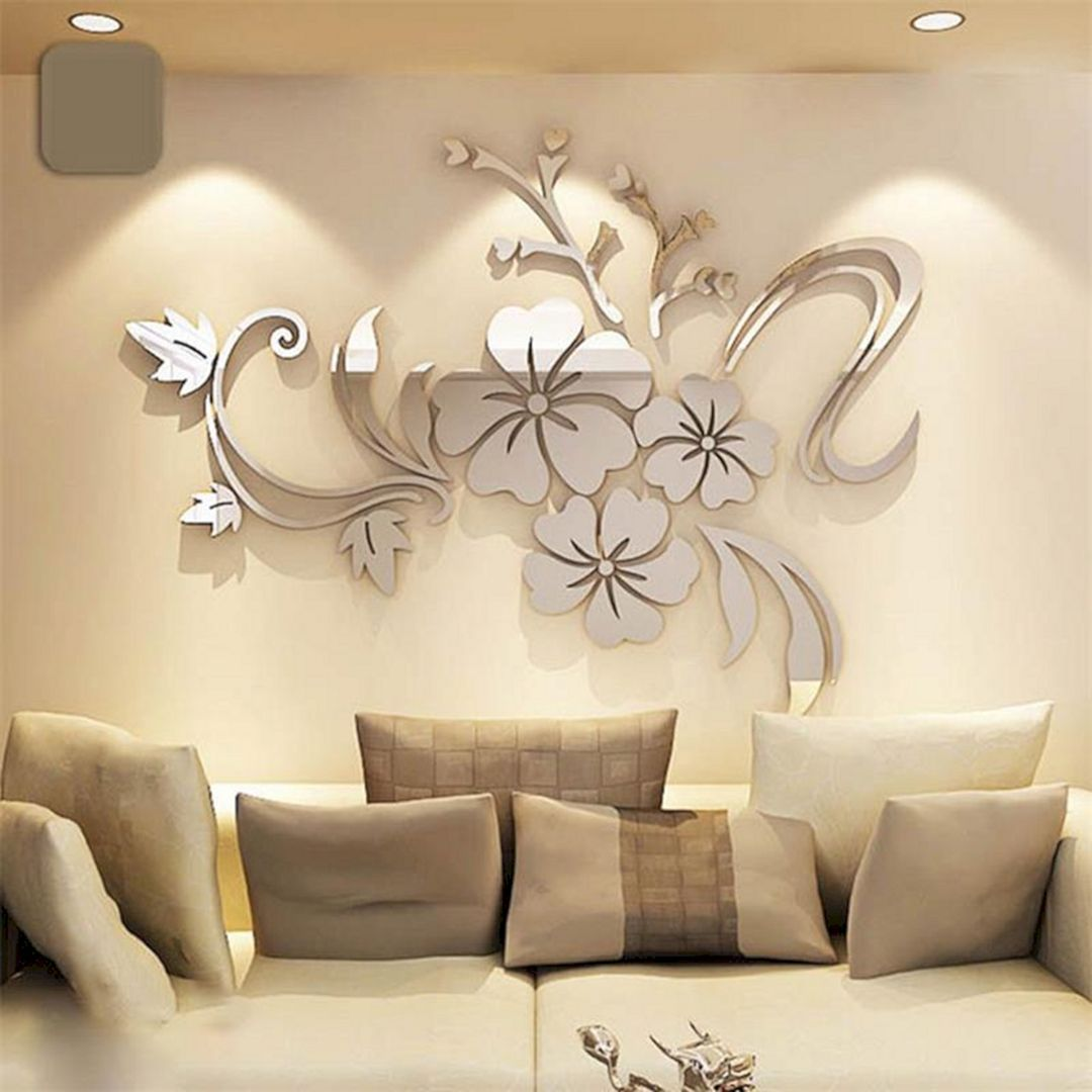 20 Diy Wall Sticker Acrylic Ideas For Amazing Living Room Decoration Ideas Wall Stickers Room Wall Stickers Living Room Wall Stickers Home #stickers #for #living #room