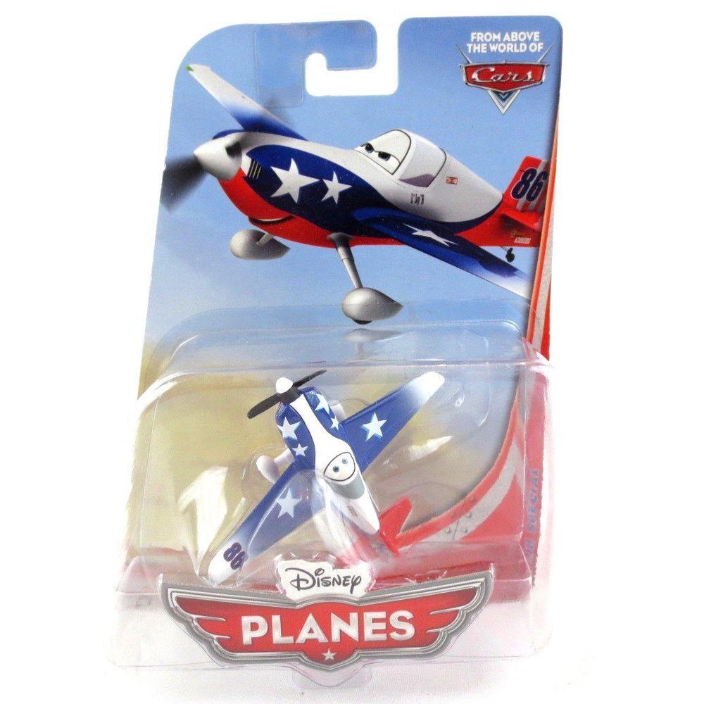 Disney Planes LJH 86 SPECIAL Air Racer Mattel 1:55 Diecast