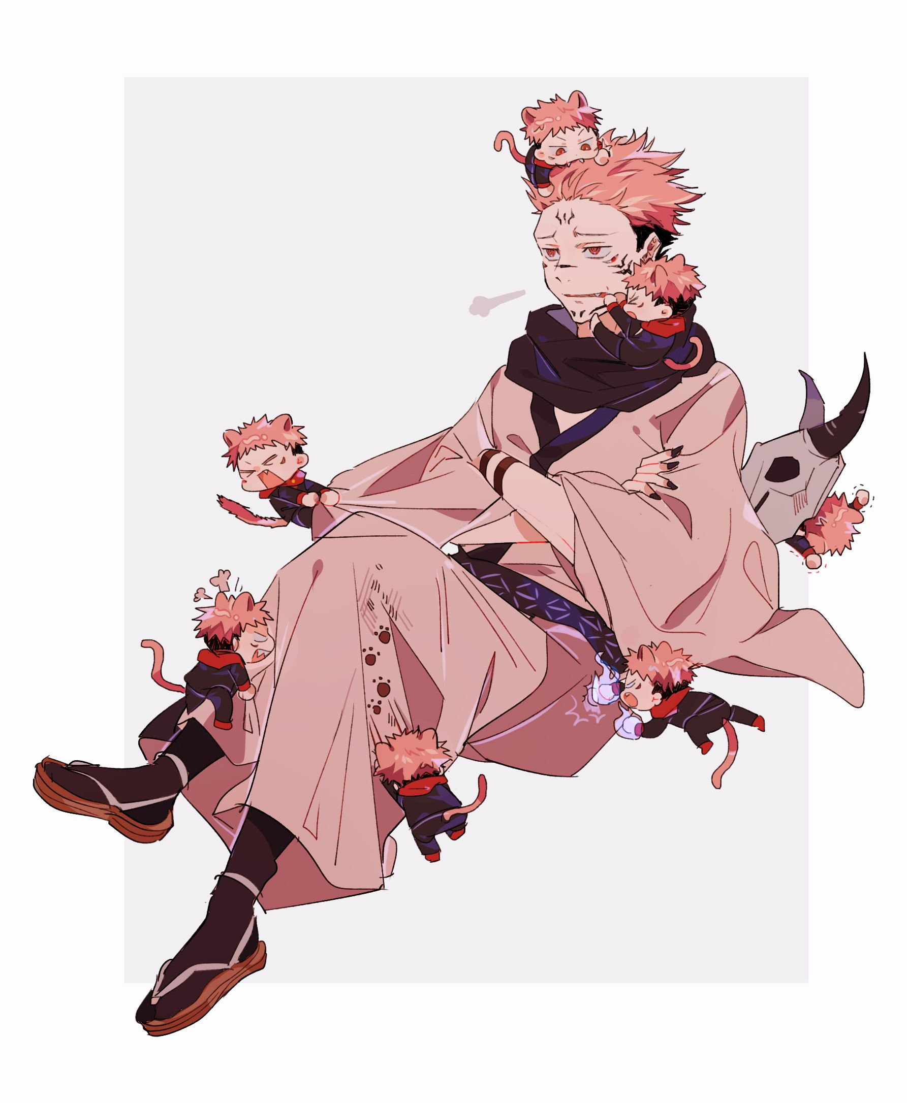 pin by chelsea torrente on anime in 2021 jujutsu anime baby anime