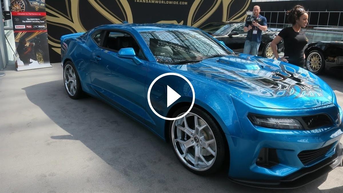 New Buick Firebird 2018