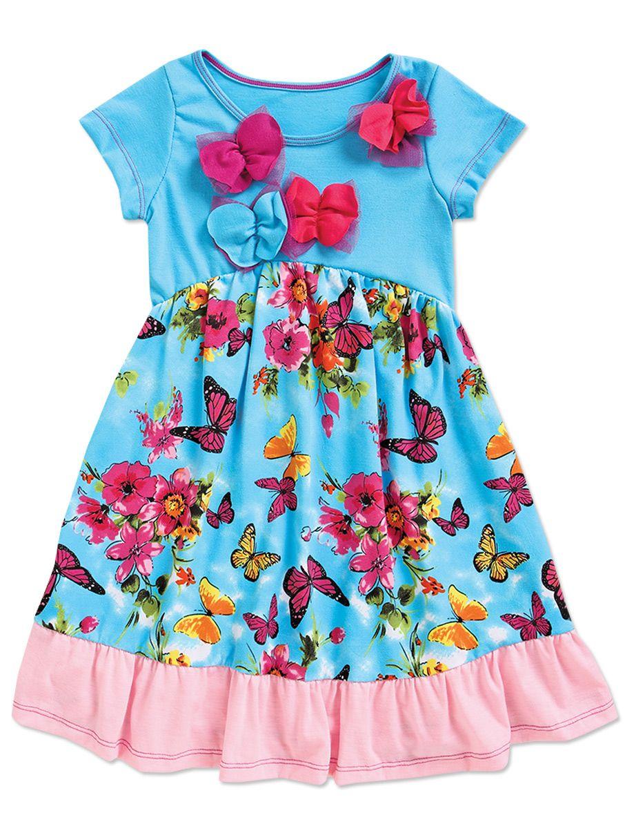 From CWDkids: Butterfly Dress