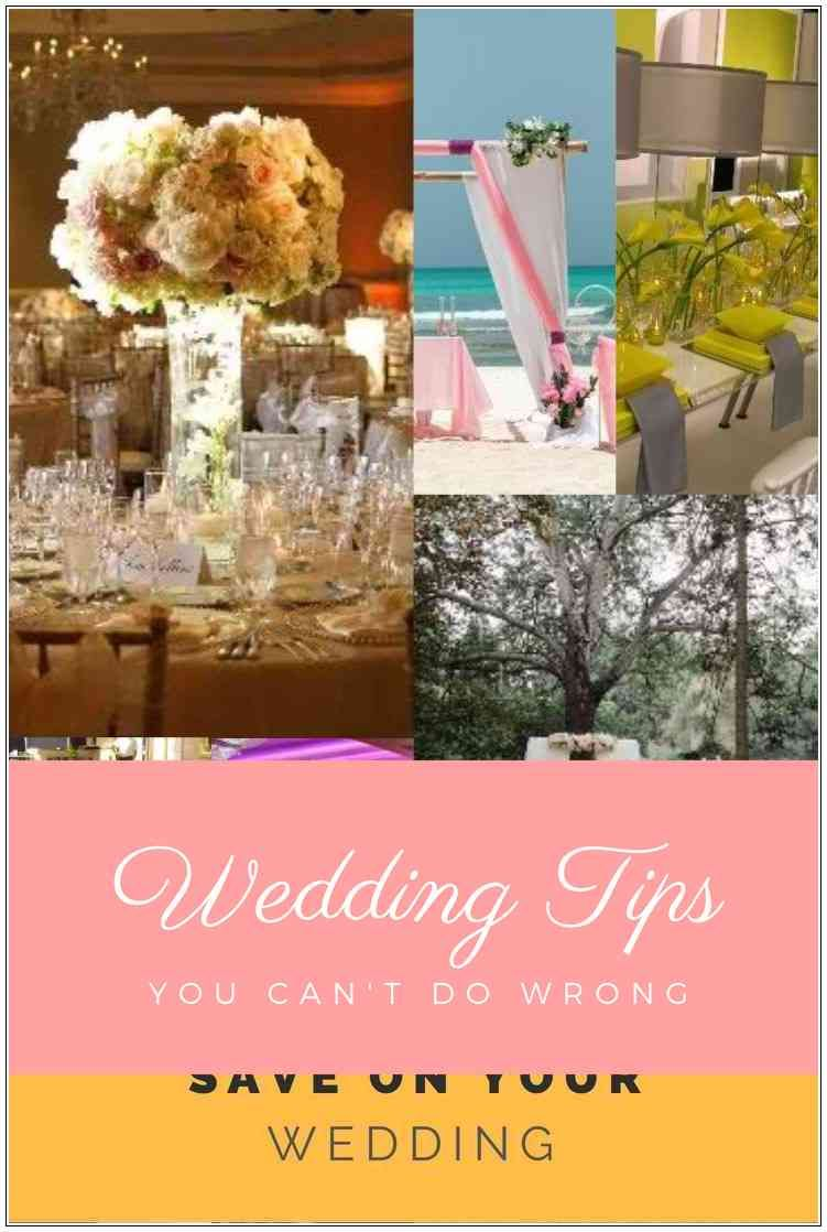 Wedding Tips For A Perfect Wedding Ceremony | Wedding Decorations ...