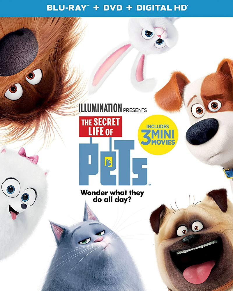 Evcil Hayvanlarin Gizli Yasami 2016 Pets Movie Secret Life Of Pets Secret Life