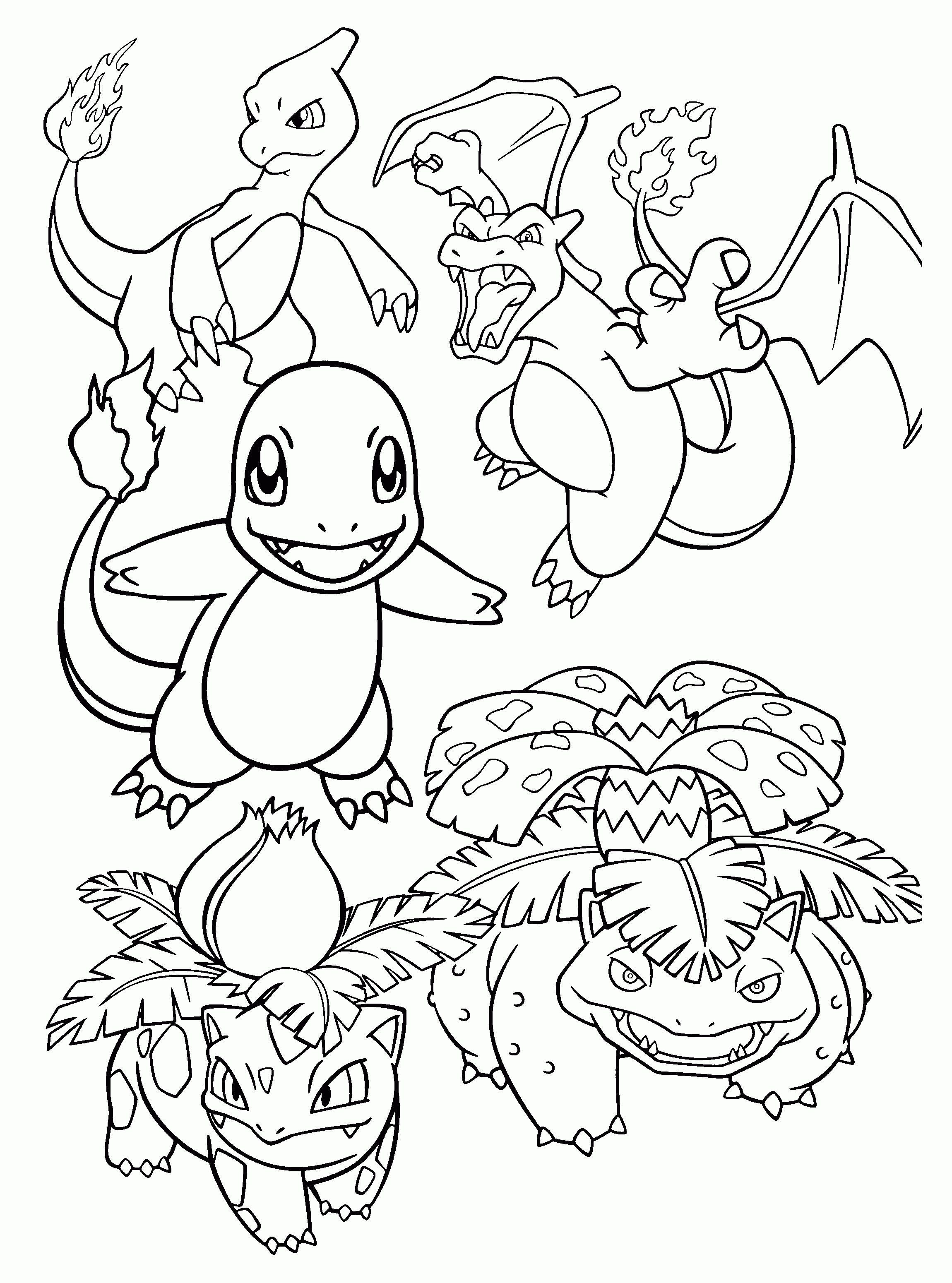 Pokemon Kleurplaat Charizard Check More At S