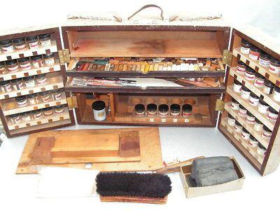 Mohawk Furniture Wood Antique Refinsh Repair Kit