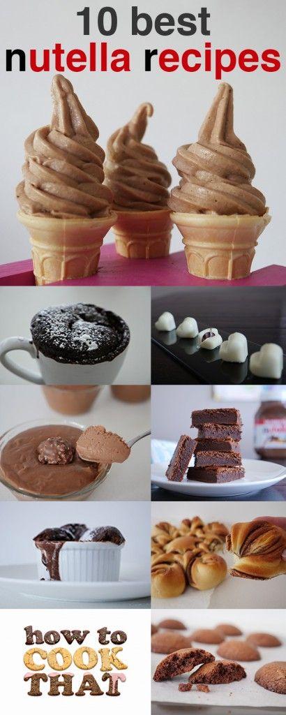 yummmmmm #nutellrecipes #nutella