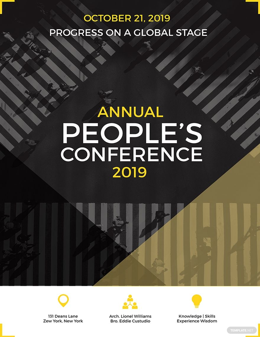 Free Sample Conference Poster Ad Paid Sample Free Poster Conference In 2020 Conference Poster Conference Poster Template Poster Template Design