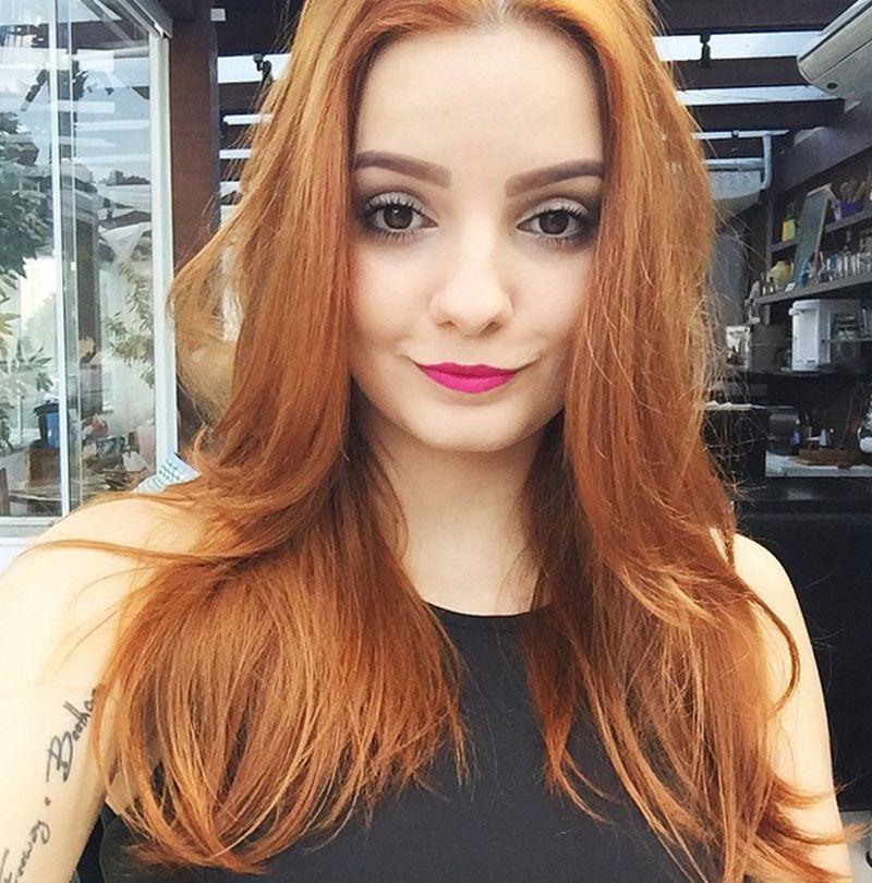 cabelos ruivos tendencias