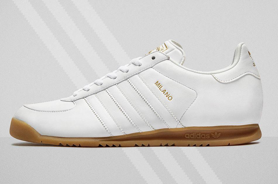 adidas Originals Milano  White Gum  8d50e76c0