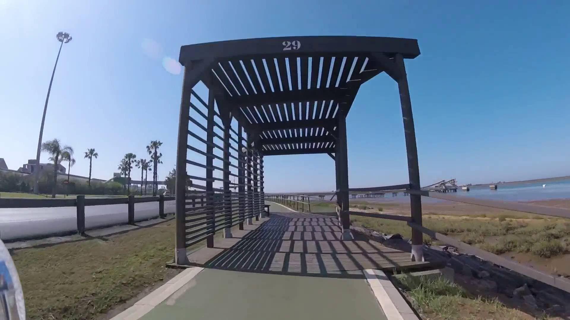 Por Huelva en bici, 8
