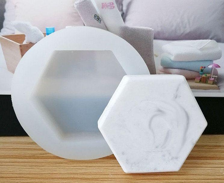 Hexagon Silicon Resin Mold Resin Silicone Mould Epoxy Resin Etsy Epoxy Resin Crafts Resin Crafts Diy Plaster