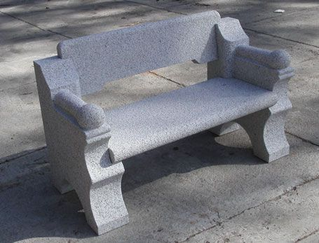 Superior Granite Benches, Stone Benches, Granite Table For Garden
