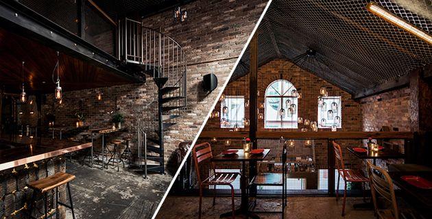 New York Loft Bar In Sydney Lofts Industrial Design And Bar