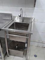 Trijaya Kitchen Peralatan Stainless Dapur Restoran Harga Bersaing Exhaust Hoodkitchen