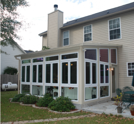Graboyes Patio Enclosures And Sunrooms With Sliding Glass Doors .