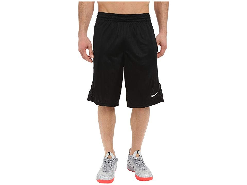 Nike Layup Shorts 20 BlackWhiteBlackWhite Mens Shorts Take it strong to the hole in the pinstriped style of the Layup Short and nail that high percentage shot Relaxed fit...