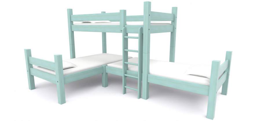 Take a look at this cool twin bunk beds what a very
