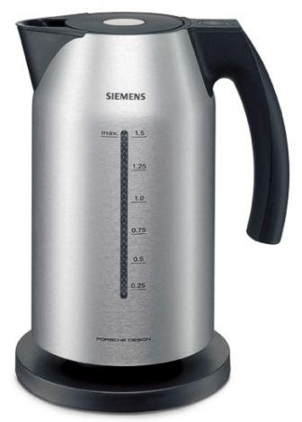 Siemens TW911P2 Wasserkocher Porsche Design II | kettle ...