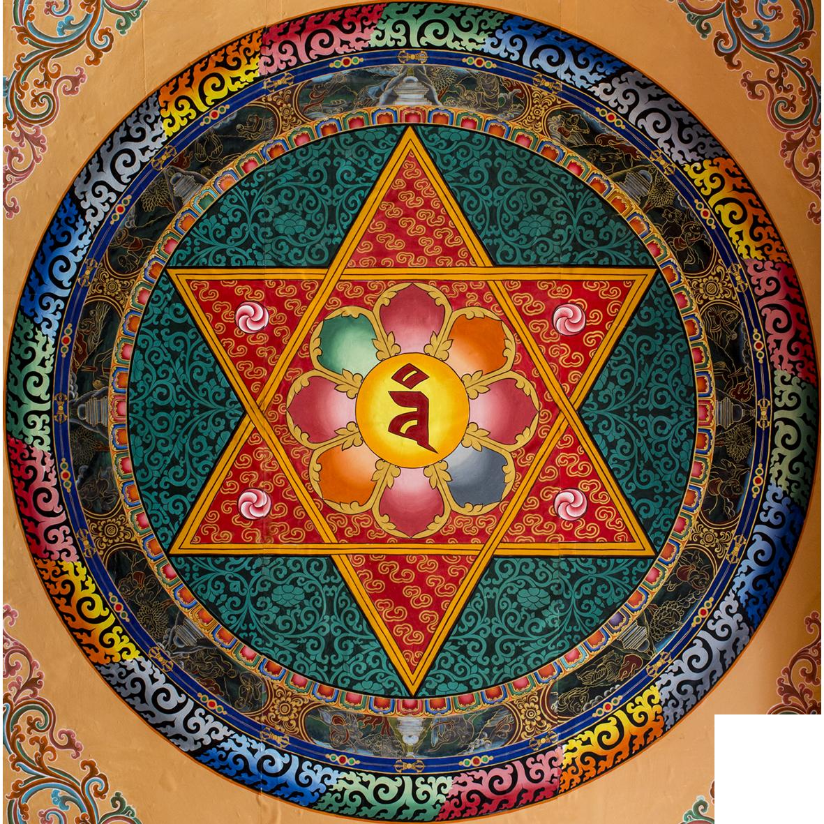 Mandala 19 Vajrayoghini