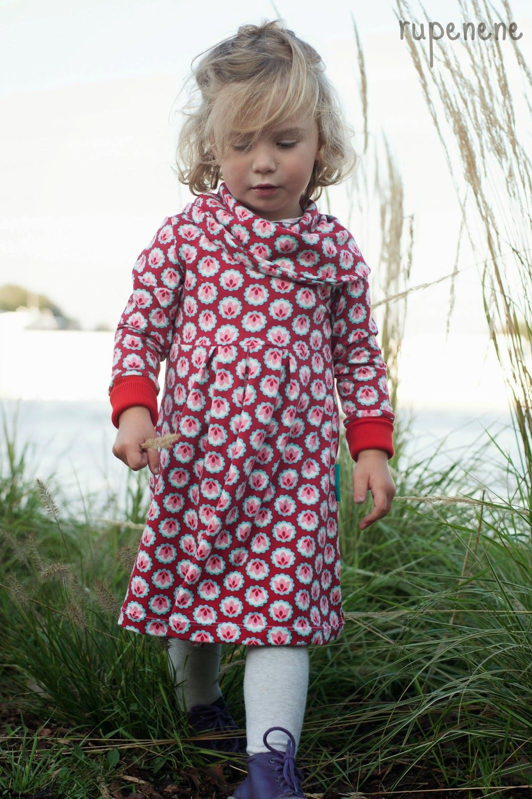 Kleid Schnittmuster Baby Lillesol And Pelle Schnittmuster Pattern Kleid Mit