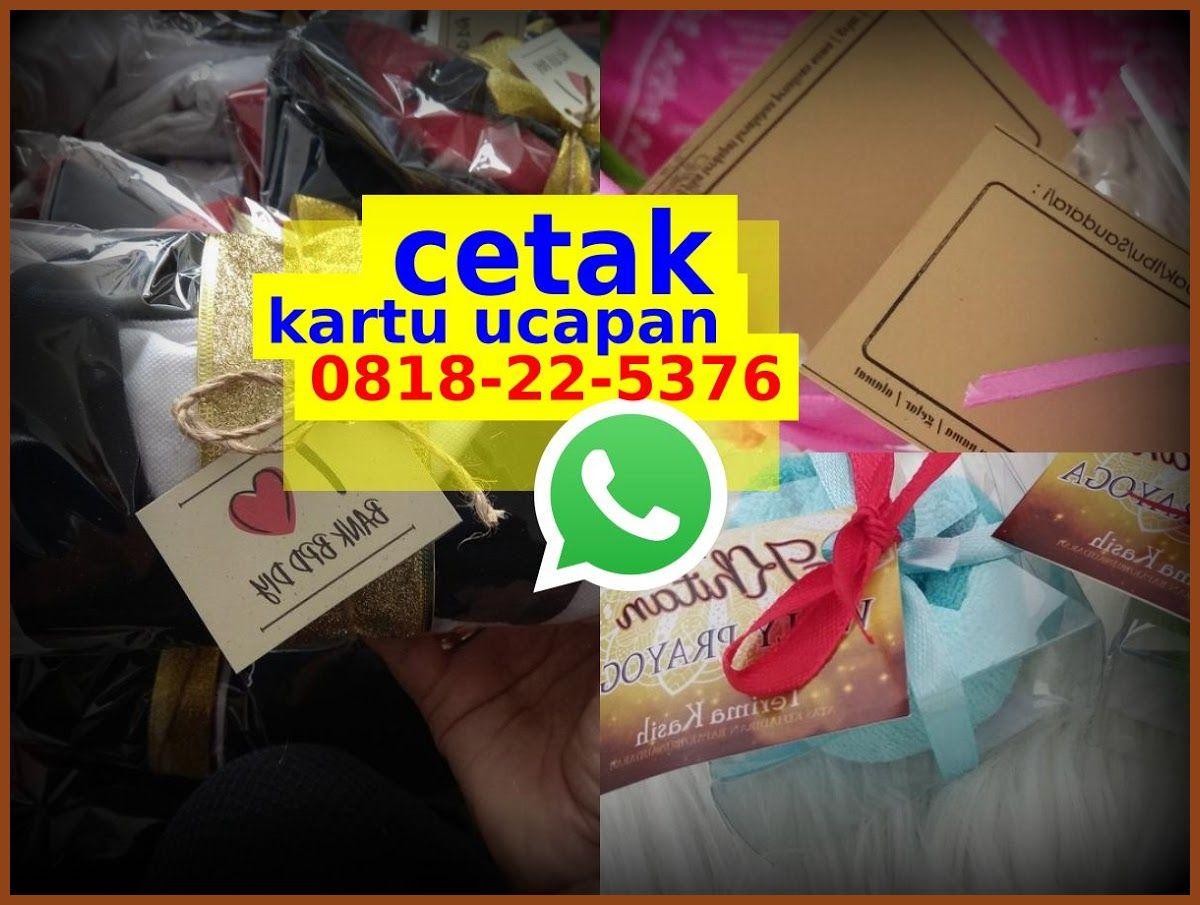 49 Desain Kartu Ucapan Terima Kasih Ô818225376 [WhatsApp ...