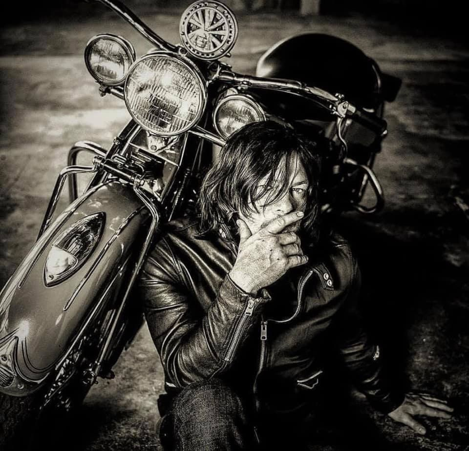 Pin by Brianna Engelage on Norman Reedus is my pretend