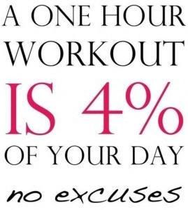 I guess I don't have any more excuses!