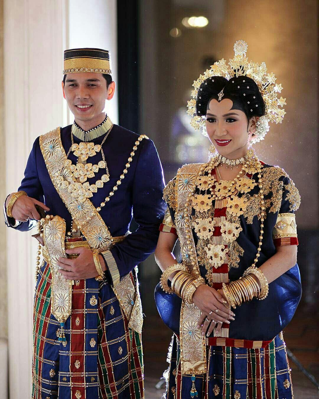 Pakaian Adat Jawa Barat Modern