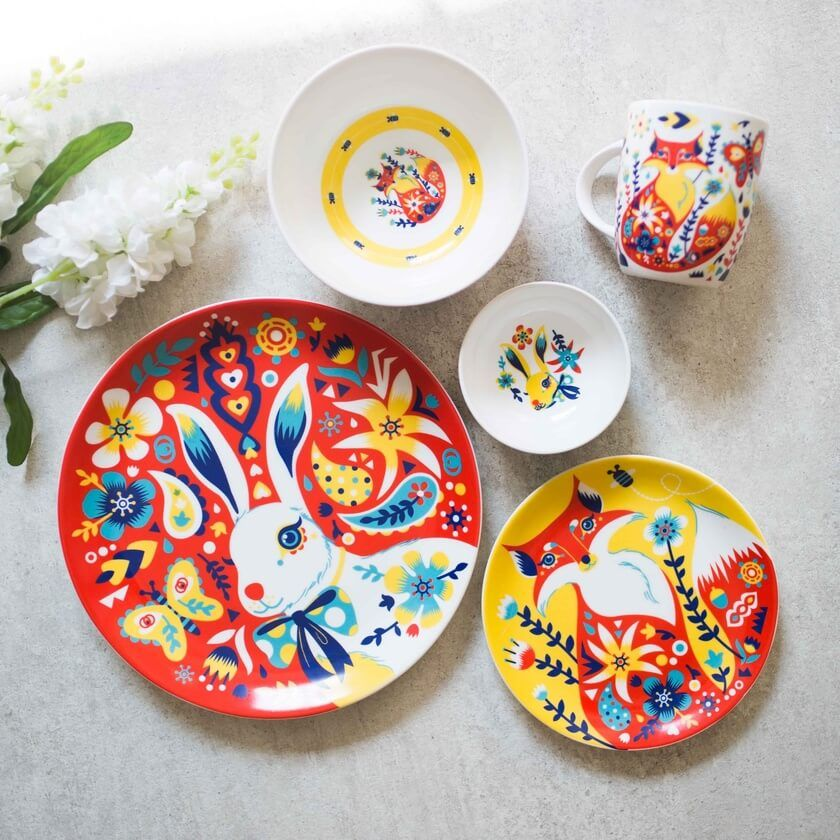 Be the Perfect Host With These Beautiful Dinner Sets! | The Chumbak Blog  sc 1 st  Pinterest & Be the Perfect Host With These Beautiful Dinner Sets! | The Chumbak ...