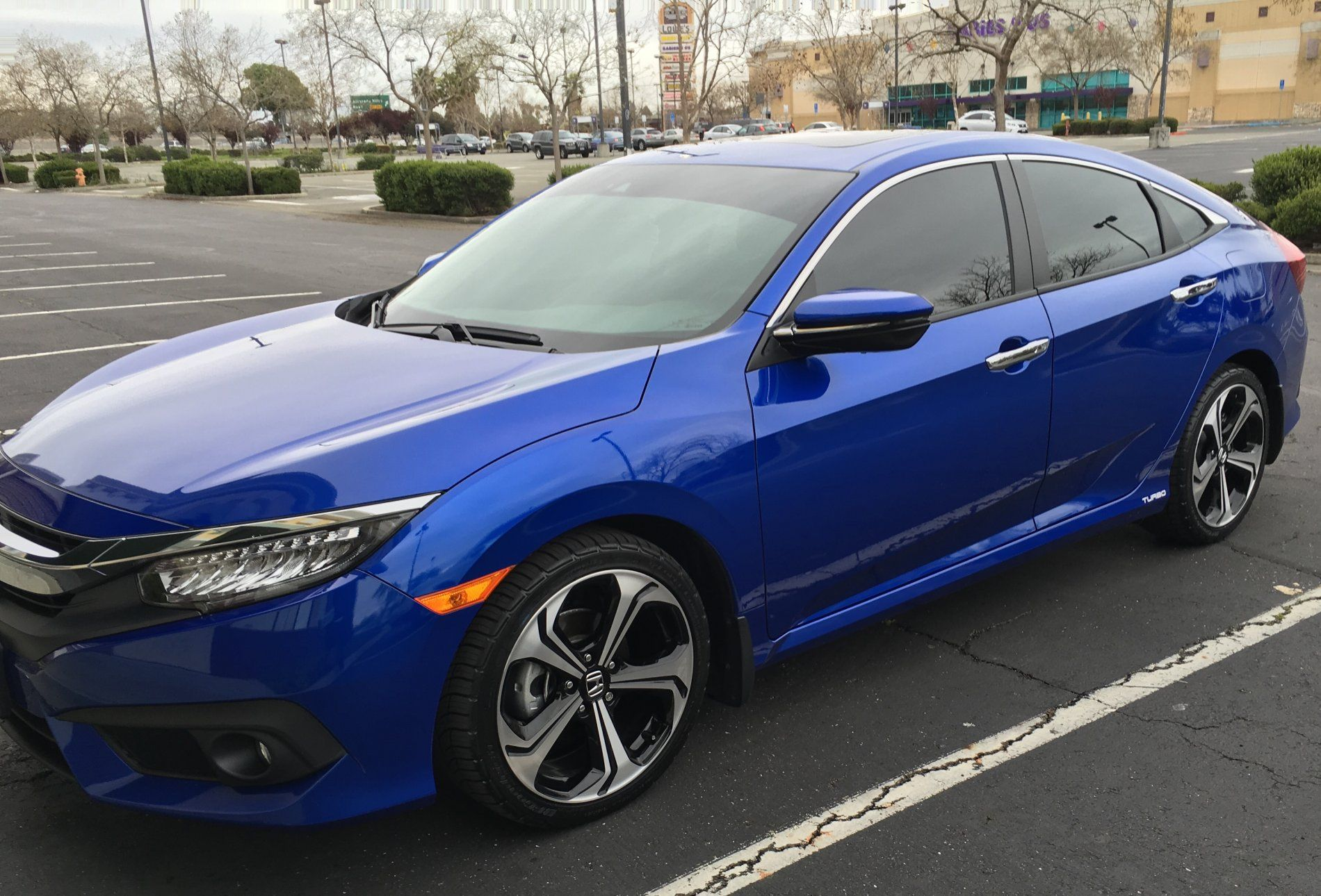 2016 Civic Honda civic, Honda