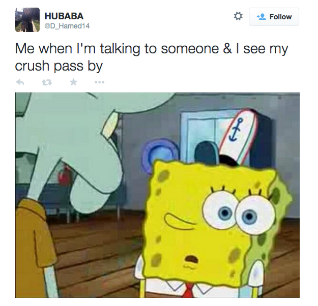 Distraction: | 23 Feelings Anyone With A Crush Will Understand