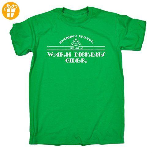 123t Slogans  Herren T-Shirt Gr. Medium, Grün - Kelly Green - Shirts mit spruch (*Partner-Link)