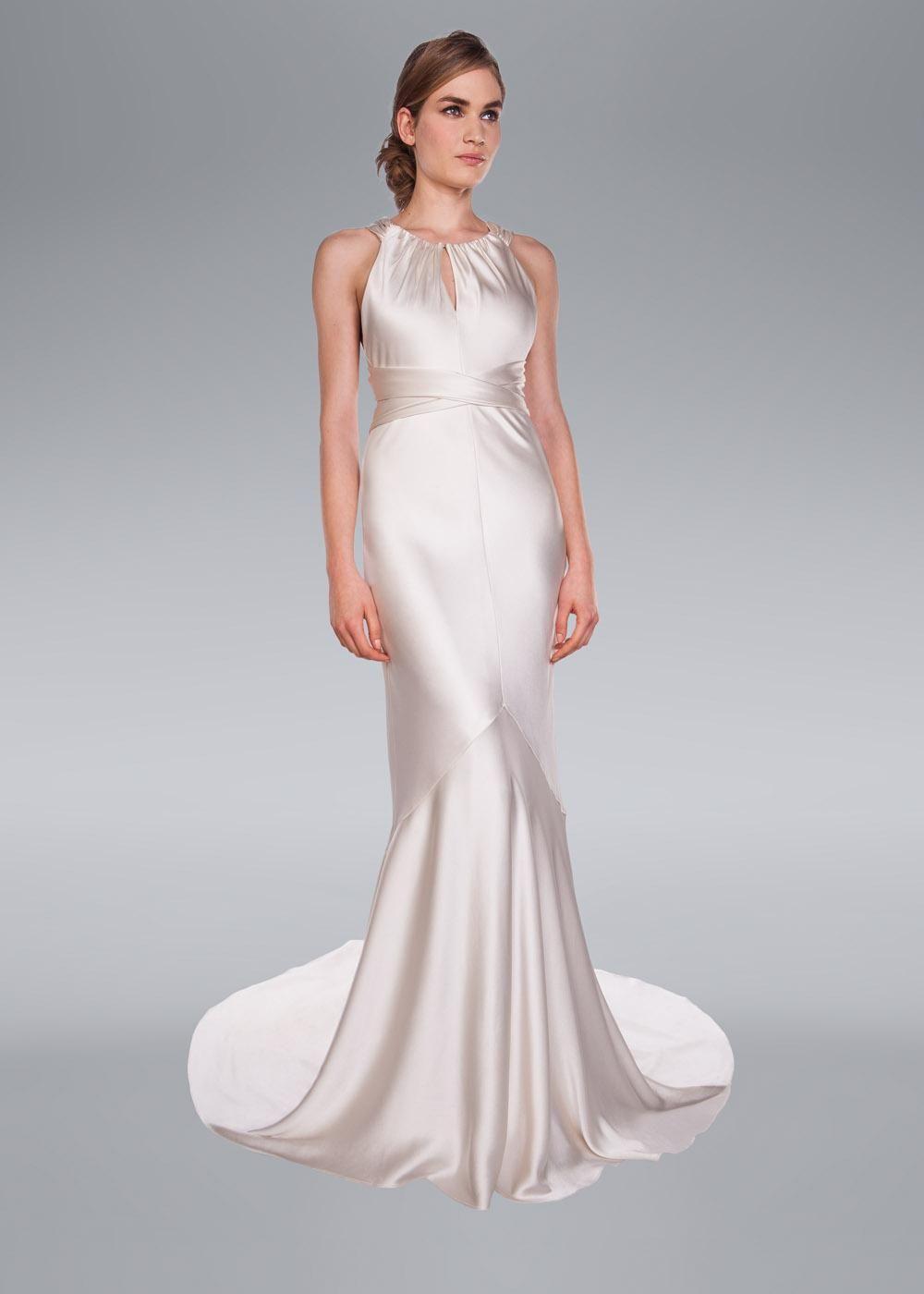 Superior Aisha Wedding Dress, Amanda Wakeley Designer Collection