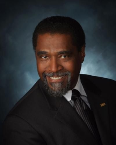 Darnell Earley, former emergency manager for Flint and current one for Detroit Public Schools.