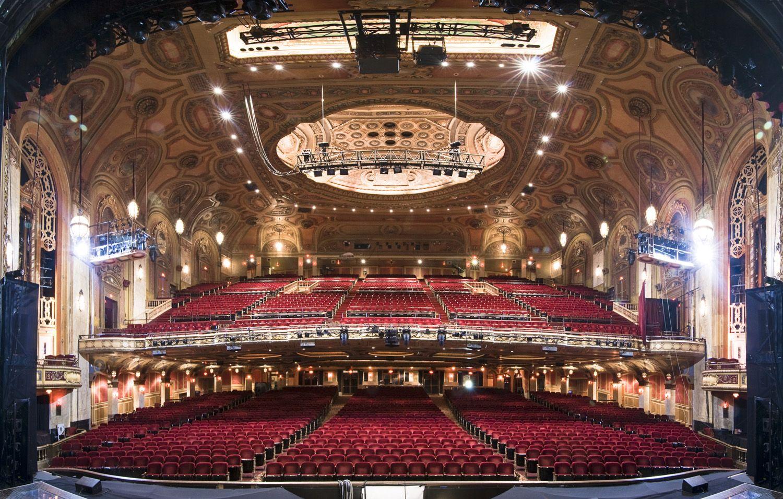 Shea Performing Arts Center Buffalo Ny Seating Charts The Incredibles Seating