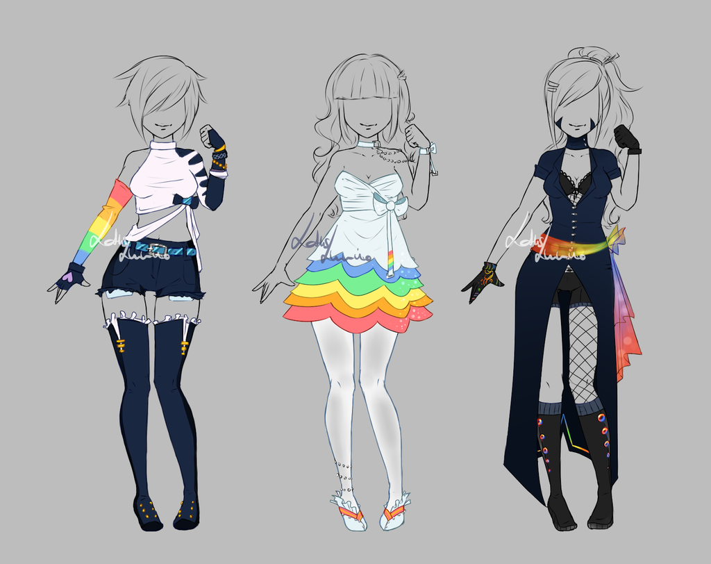 Pin On Fantasy Female Outfits