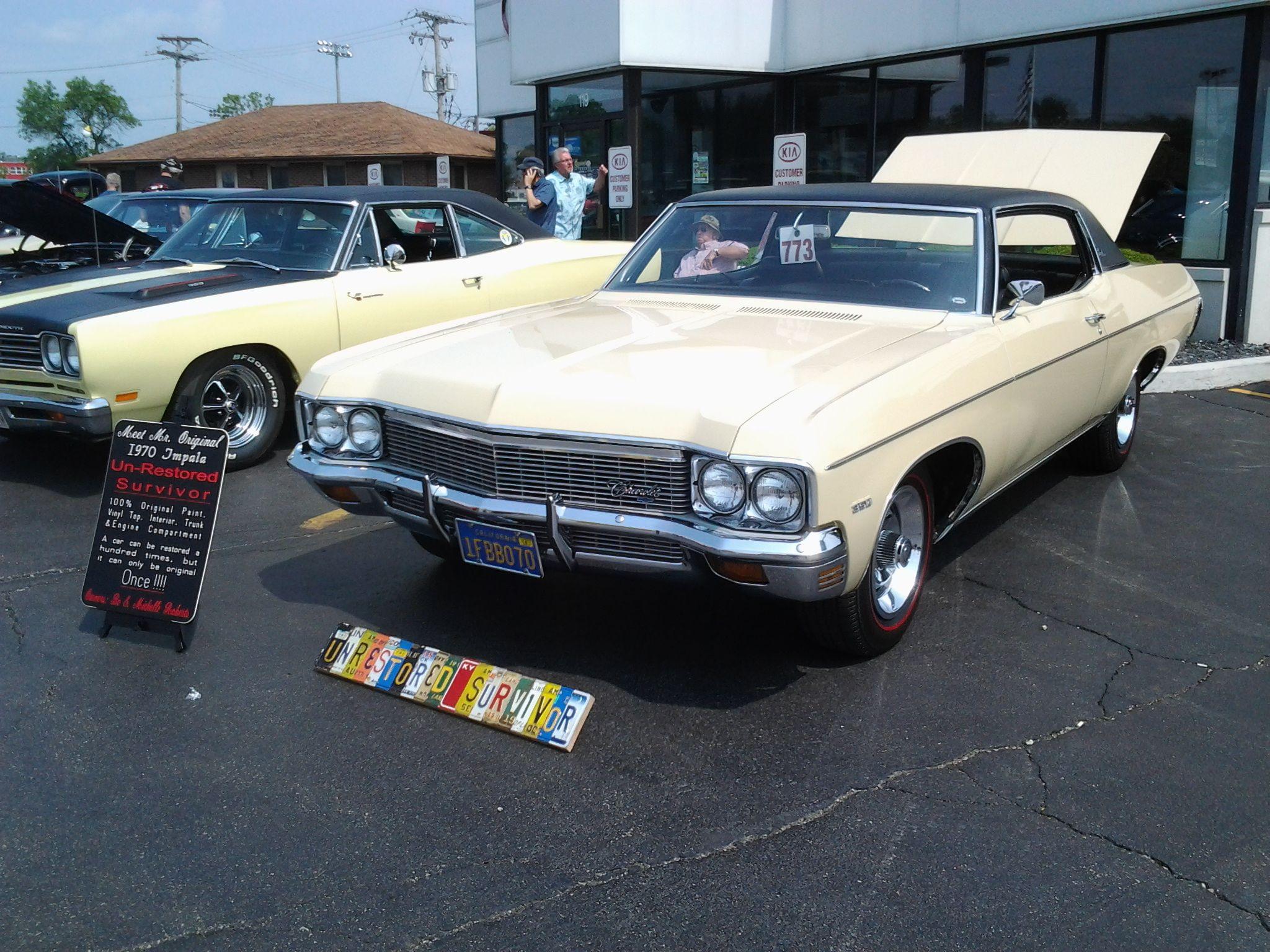 1970 Impala Custom Chevy