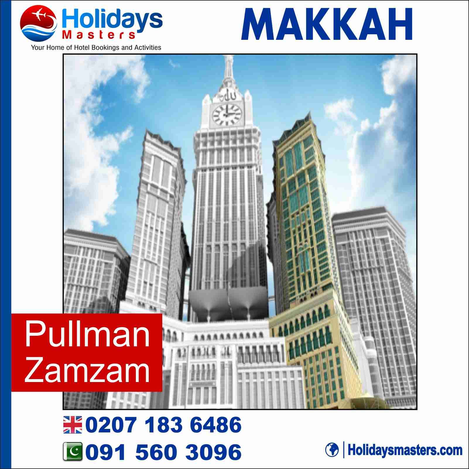 Hotel Pullman Zamzam Makkah Cheap Hotel Deals Hotel Hotel Deals