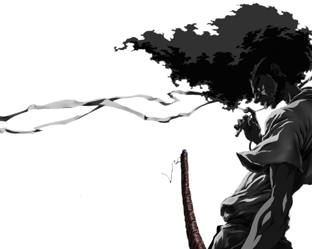 Afro Png Google Search Afro Samurai Historical Figures Art
