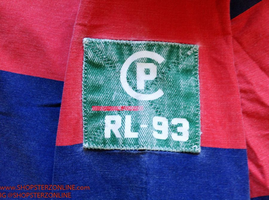 Down Rl 93 Vintage Rugby Cp Button About Details Polo Lauren Ralph w80OnkP