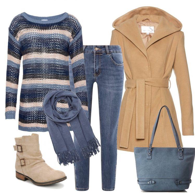 Combinações para o inverno | Fleche D'or