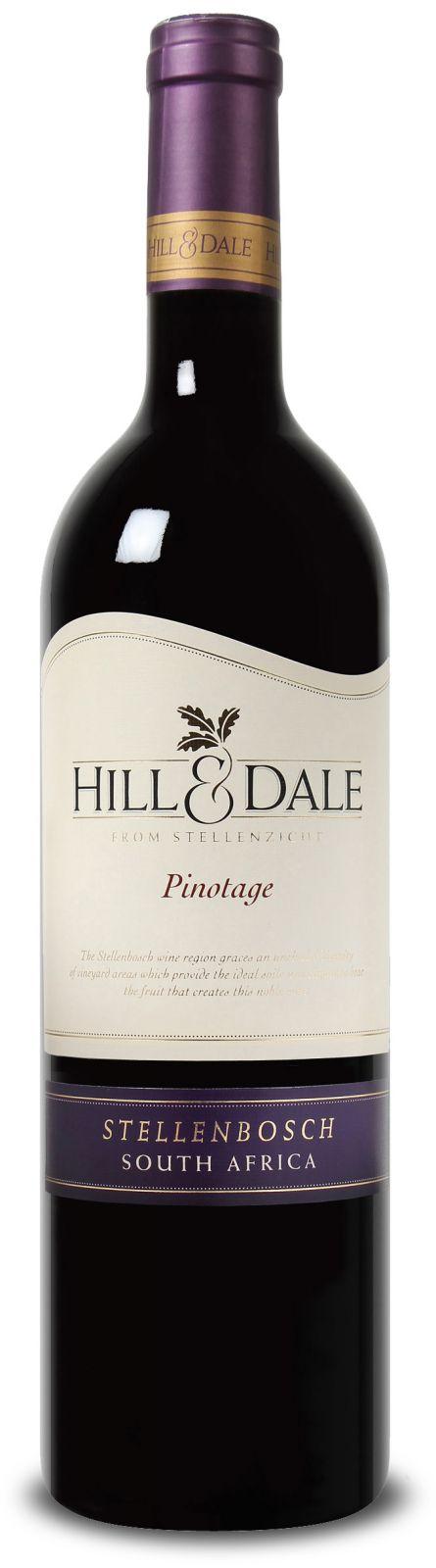 Hill & Dale Pinotage 2012: Prämierter Rotwein aus Südafrika / Stellenbosch mit 58% Rabatt:  http://weinebilliger.de/hill-dale-pinotage-2012/