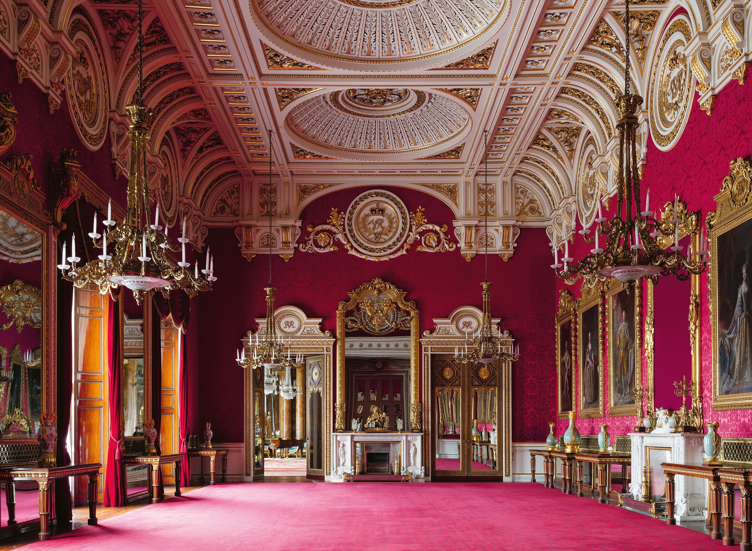 inside buckingham palace virtual tour - HD1366×768