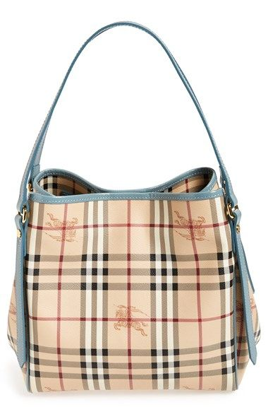 b48931864162 Burberry  Haymarket Check - Small Canterbury  Tote available at  Nordstrom