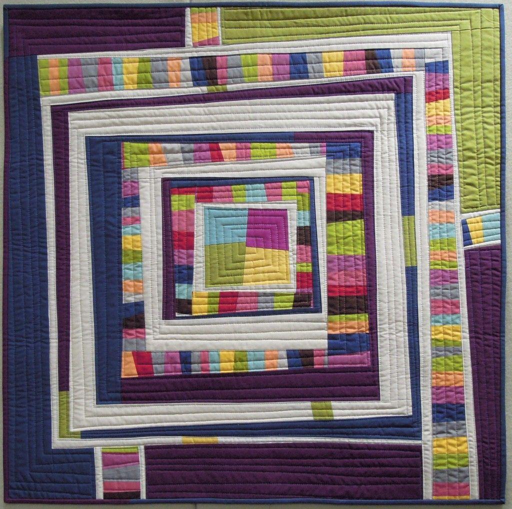 Moderne, résumé Quilts | Terry Aske Art Quilt studio